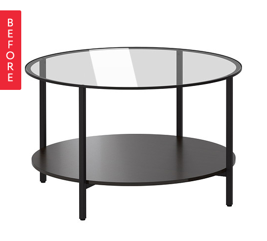 Before & After: VITTSJO Coffee Table is Mint to Be  http:// on.apttherapy.com/UwfQDw     #ReaderSubmissions #CoffeeTables<br>http://pic.twitter.com/7atDpGU84X