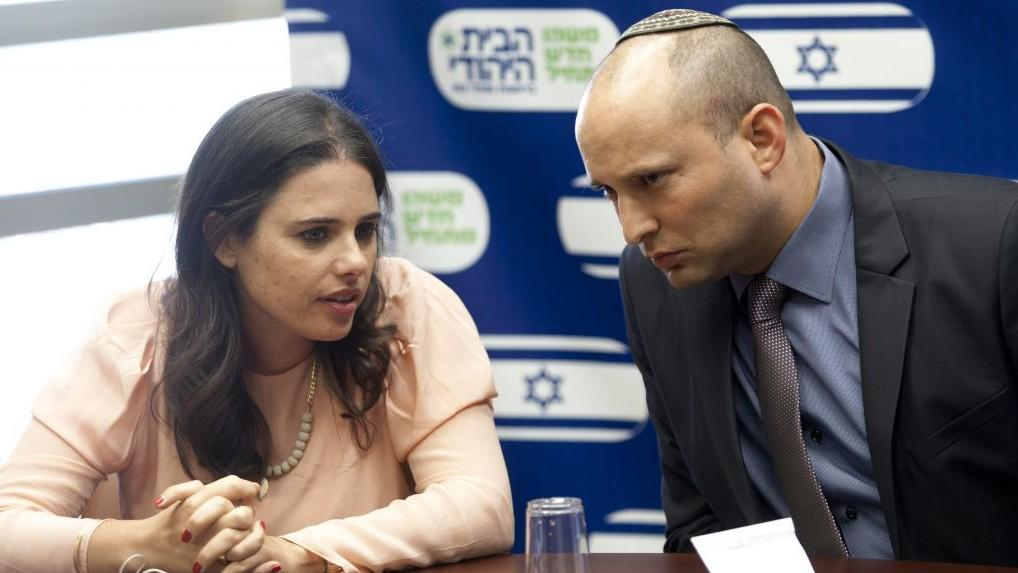 """""""@globalvoices: Netanyahu appoints pro-Genocide Ayelet Shaked as Justice Minister http://t.co/RK4z9cJHpz http://t.co/eMS4tXJEBi"""""""