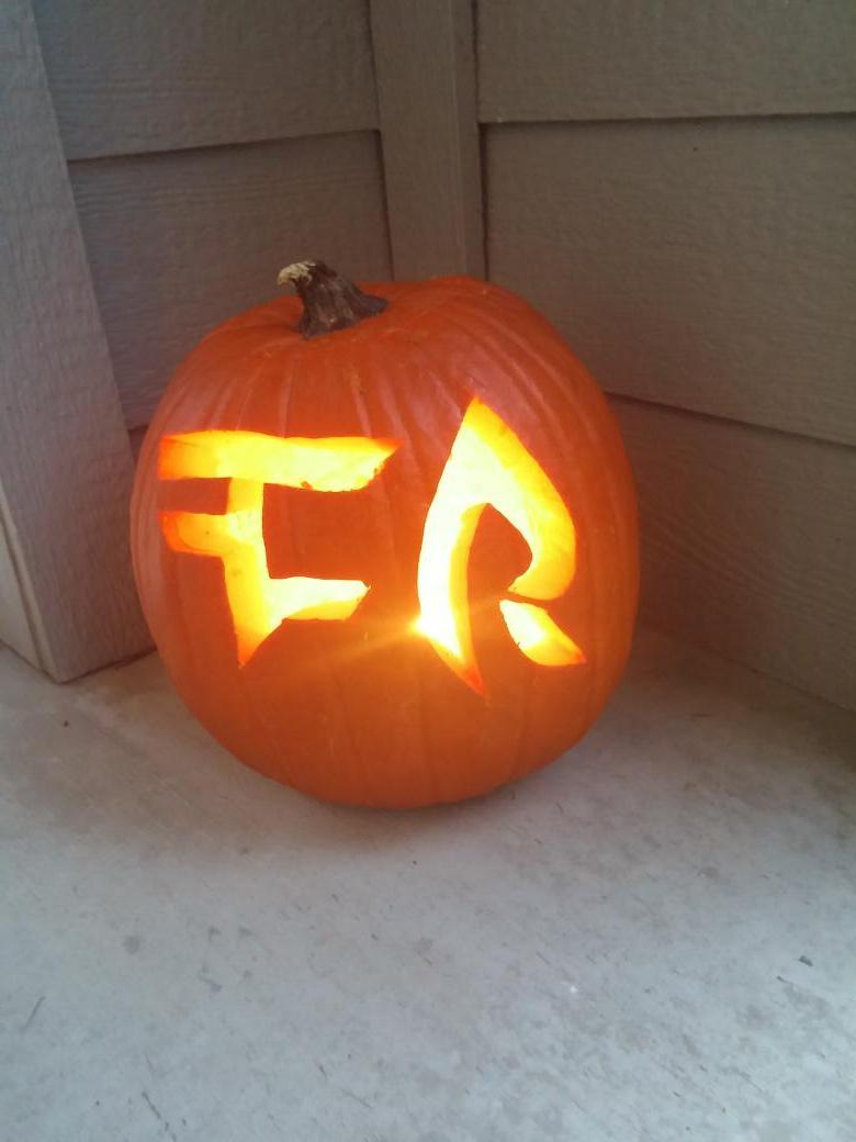 Fucked up pumpkins