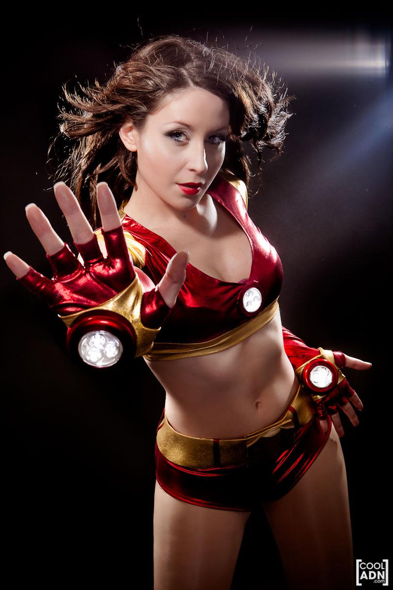 Image result for sexy ironman costume
