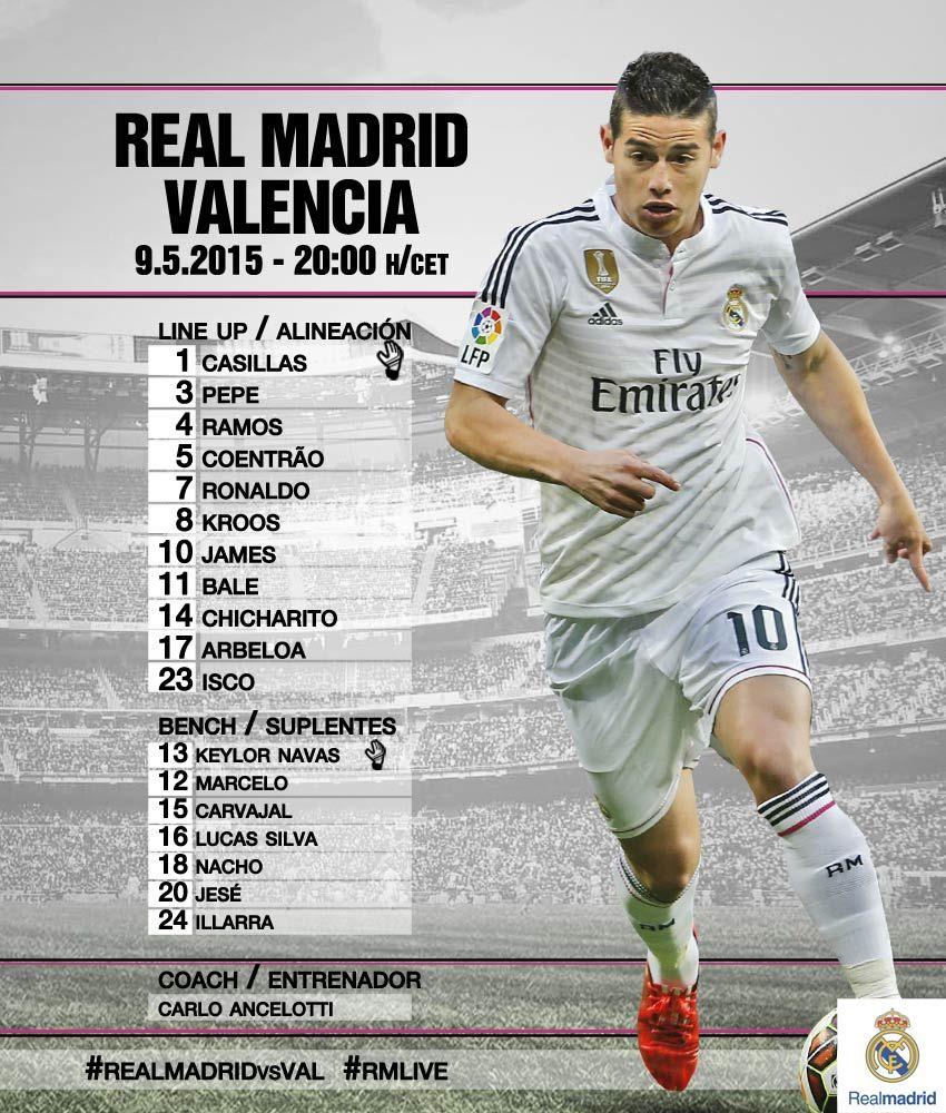 Real Madrid vs Valencia CElEXC2WAAIJkiJ