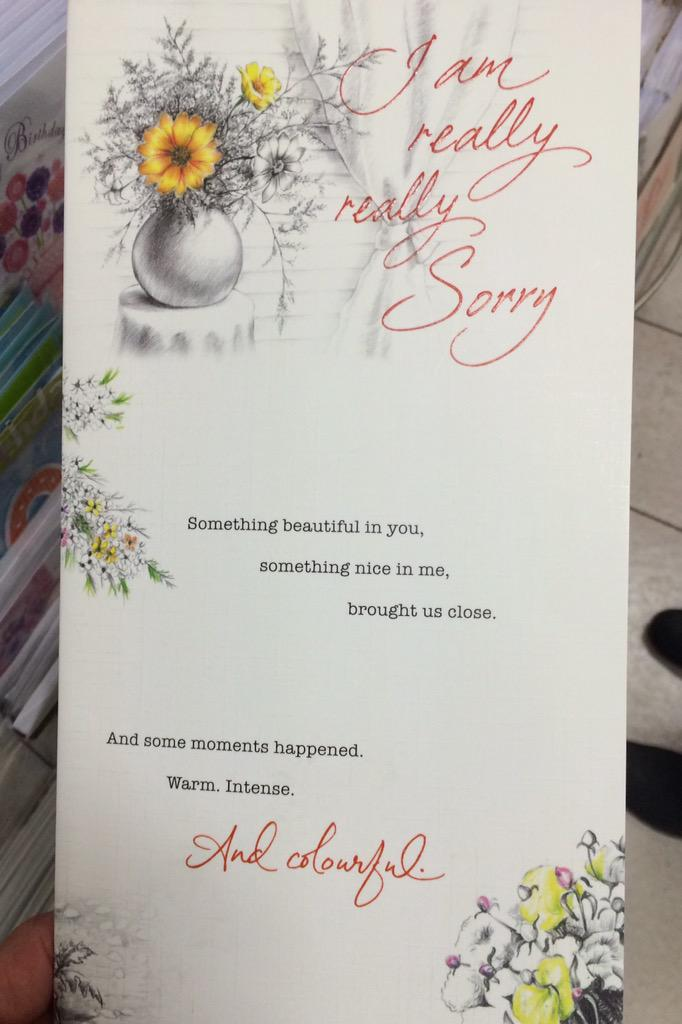 Imagine receiving this greeting card: http://t.co/M3NitPnvWD
