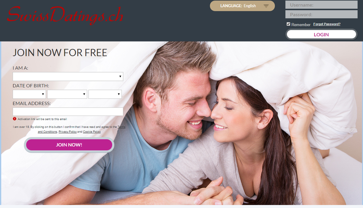 Serious relationship website