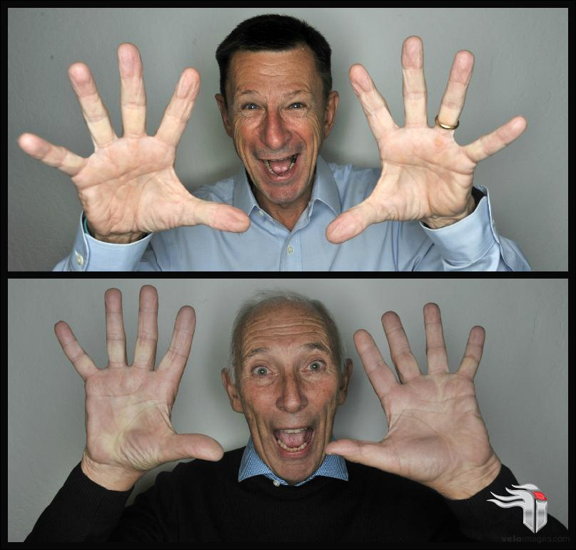 How excited are @PaulSherwen & @PhilLiggett for the 10th @AmgenTOC? Very! #AmgenTOC10th #ATOC2015 #showmeyourten http://t.co/prt021vcBK