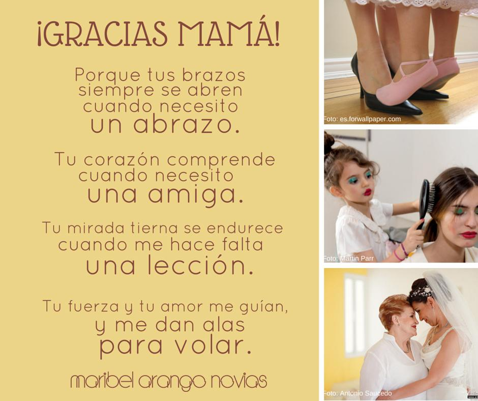 "Gracias Madre Quotes paola arango on twitter: ""sólo son 2 palabras ¡gracias mamÁ"