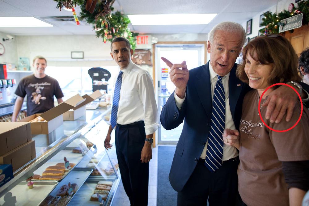 Til Joe Biden Has Never Worn A Wedding Ring Pic Twitter Y74umwjpxj