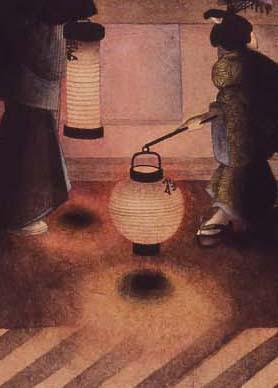 【渋谷】 葛飾応為「吉原格子先之図」 ―光と影の美 | Art Annual online