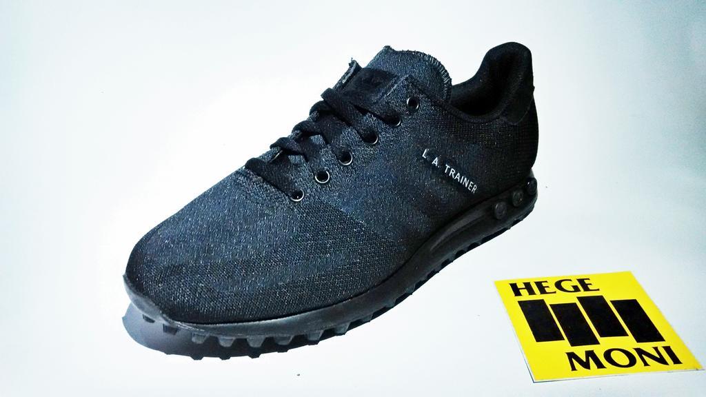 Adidas La Trainer Weave Black