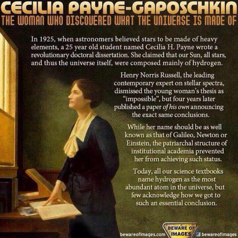 cecilia payne-gaposchkin thesis Cecilia payne-gaposchkin doctoral dissertation award in astrophysics this award recognizes doctoral thesis in research in astrophysics, and encourages effective written and oral presentation of research results.
