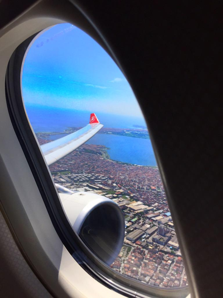 teşekkürler (Thank you) to @turkishairlines for the trip of a lifetime. #LoveFromTurkey #WidenYourWorld http://t.co/Jh1nj3yTGs