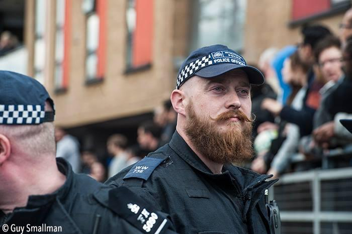 """""""I'm arresting you on some charges, they are really obscure and you've probably never heard of them"""". #hipstercop http://t.co/is8KIbvJRT"""