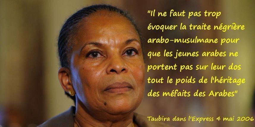 Sans les négriers africains, pas de traite des noirs transatlantique. Sans l'Islam, plus d'esclavage CEpLSMVWoAAvx05
