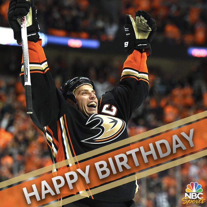 Happy Birthday Ryan Getzlaf : Happy Birthday Ryan Getzlaf