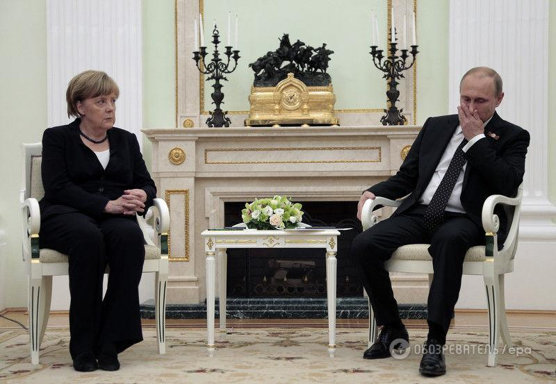 Меркель призвала боевиков допустить украинскую гуманитарную помощь на Донбасс - Цензор.НЕТ 7026