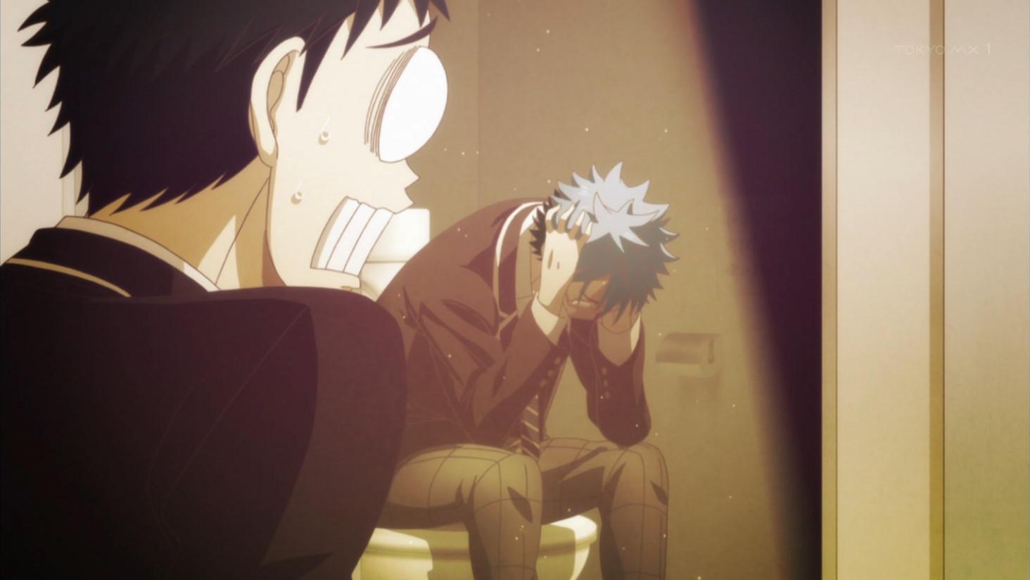 てめぇもかよ! #yamajo #yamajo_anime #やまじょ #tokyomx http://t.co/TQlv9BkYaD