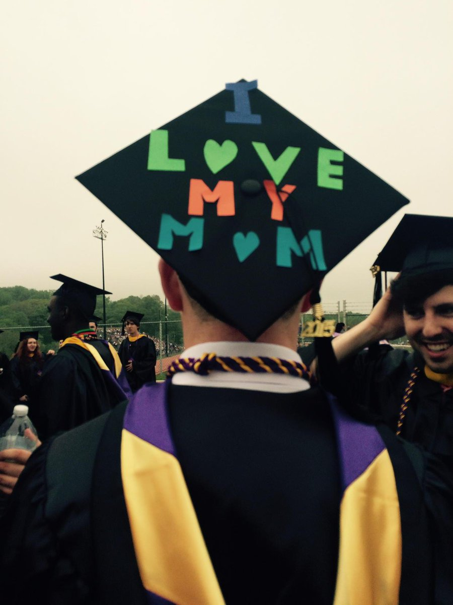 A nice tribute on Mother's Day! #wcugraduation http://t.co/dWrKGQ2fJx