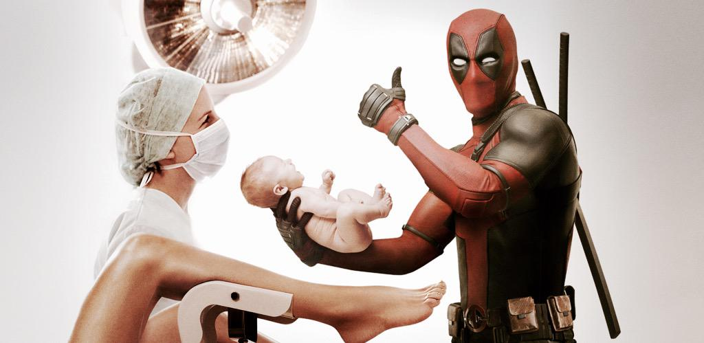 Happy Mother's Day From Deadpool