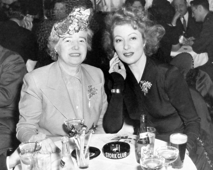 the nitrate diva on twitter quotgreer garson with her mother