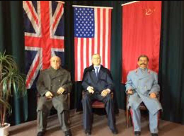 Yalta Conference Yaboiyalta Twitter