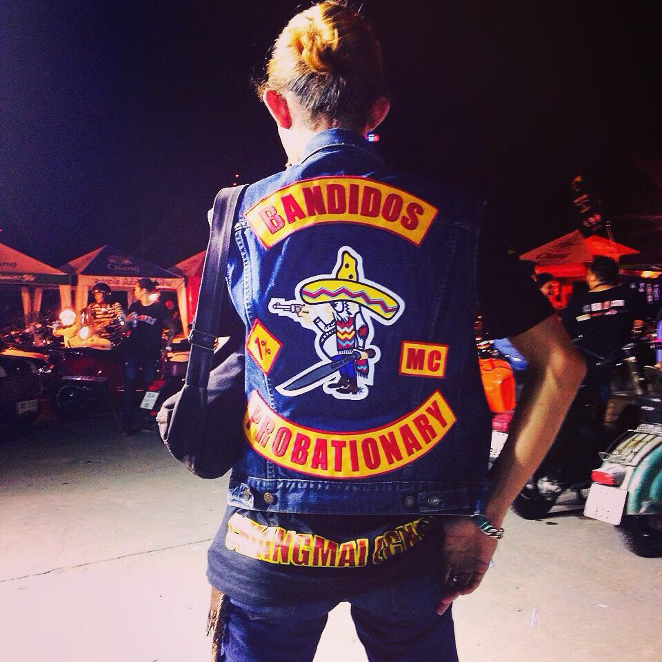 bandidos thailand