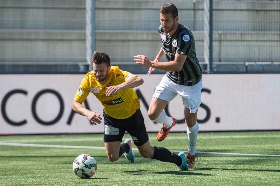 Fazli scored one goal for Wil