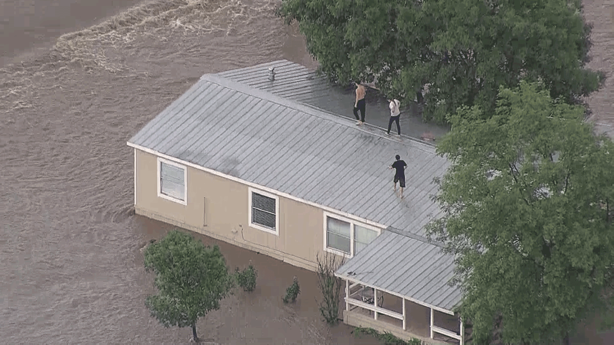 Thumbnail for National Guard Assists in North Texas Flood Rescues