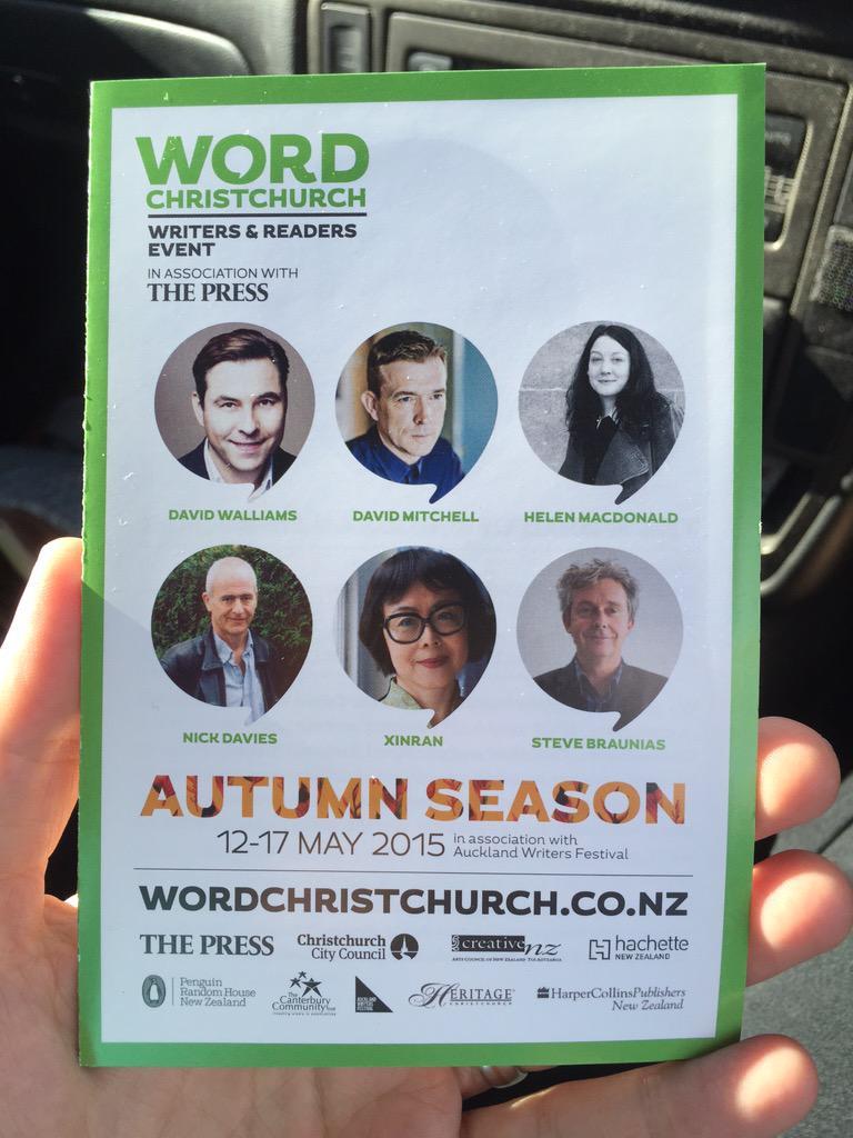 Thumbnail for WORD Christchurch Autumn Season