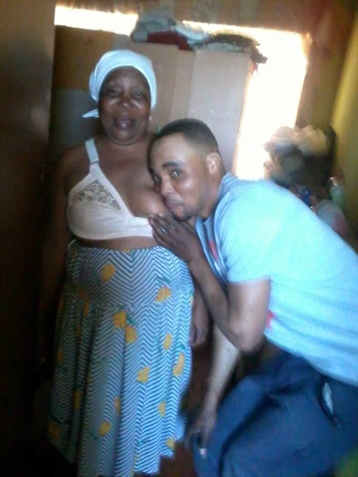 Zimbabwe Today on Twitter: #Zimbabwe man sucks mothers