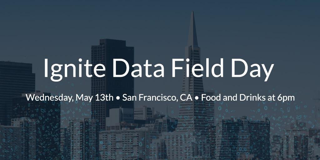 Ignite Data Field Day #DFD1 - vInfrastructure Blog