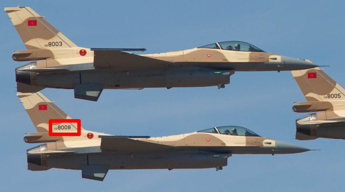 Joseph Dempsey on Twitter: Reported wreckage of #Morocco Air Force F 16 lost during #Yemen operations t.cobZUOnFm0vp t.cox5H7CQ0puD