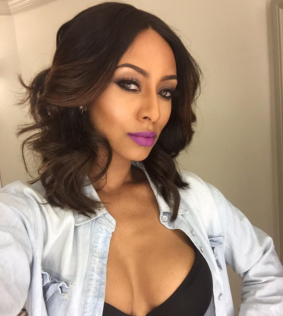 Keri Hilson Responds To Thirst Trap SnapChat And Will Be On ...