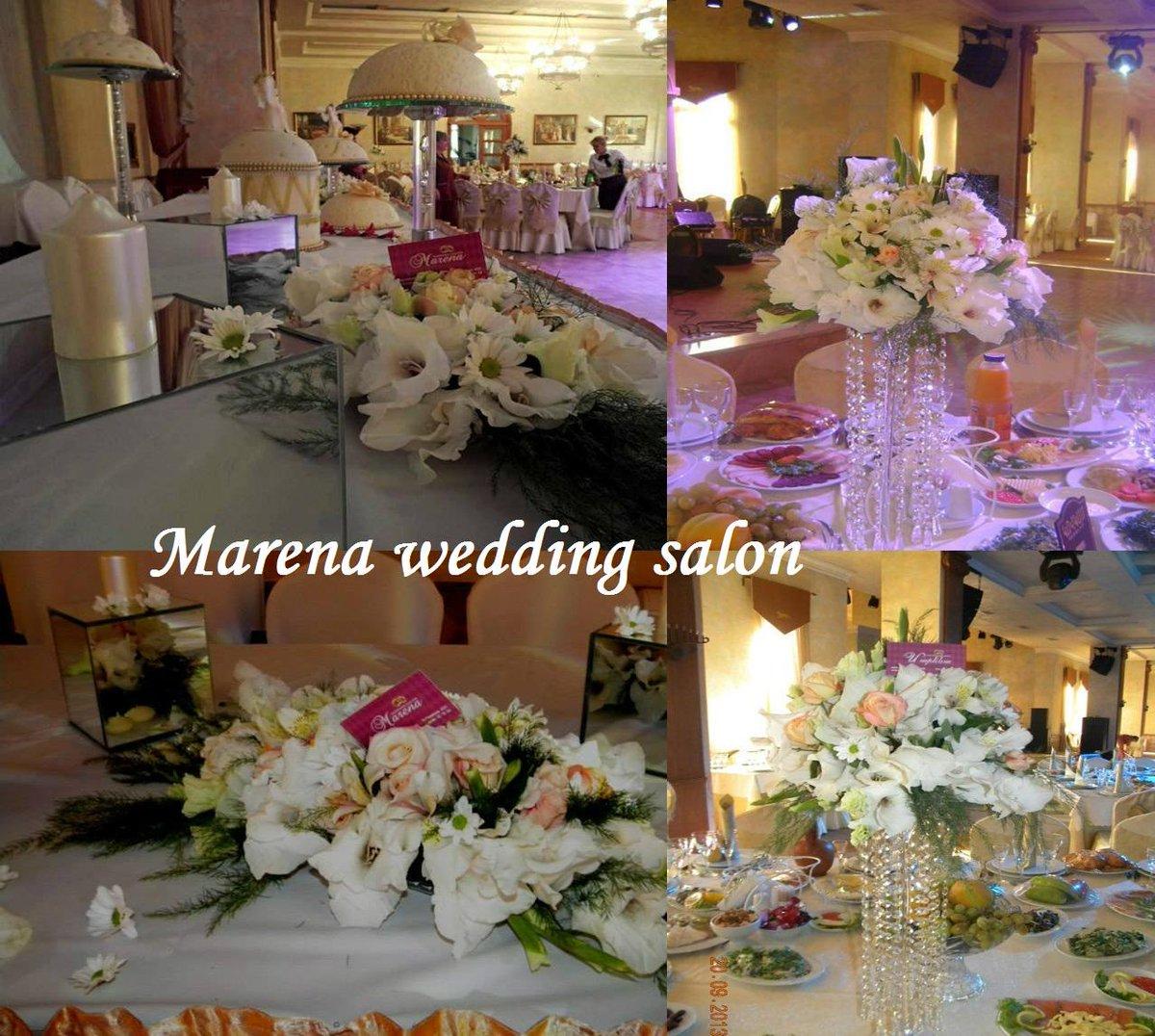 Marena Wedding Salon On Twitter Wedding Floral Design