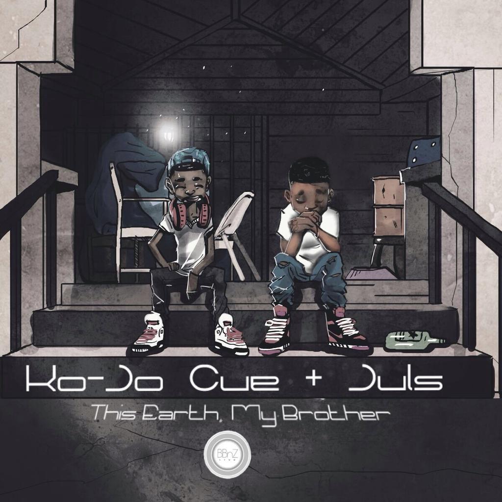 BIG ANNOUNCEMENT • @KOJO_Cue & @djayjuls FREE ALBUM next month!!  #TheEarthMyBrother Sponsored by @BBnZLive. Retweet. http://t.co/iH2MzNmXyx