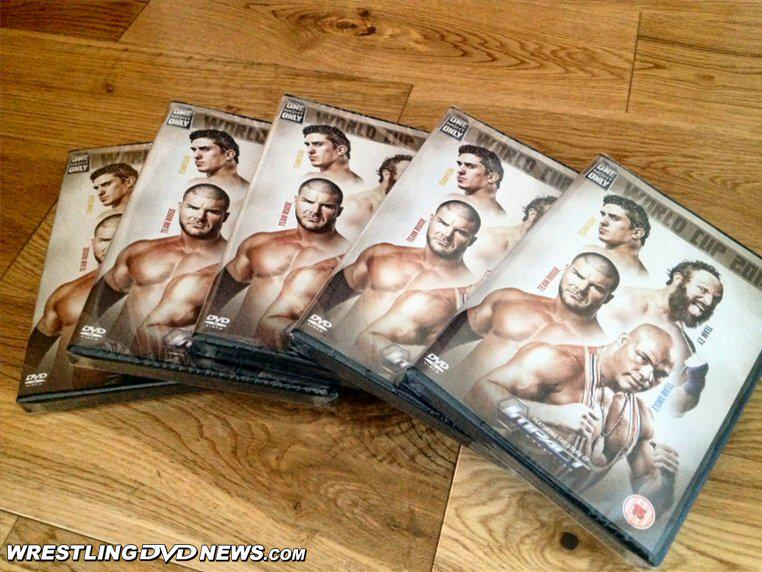 WIN 1 of 5 #TNA World Cup '14 DVDs, courtesy of @TNADVDUK! Just FOLLOW & RT to enter. Details: http://t.co/cpji8mnjZj http://t.co/PIKRrFfK4d