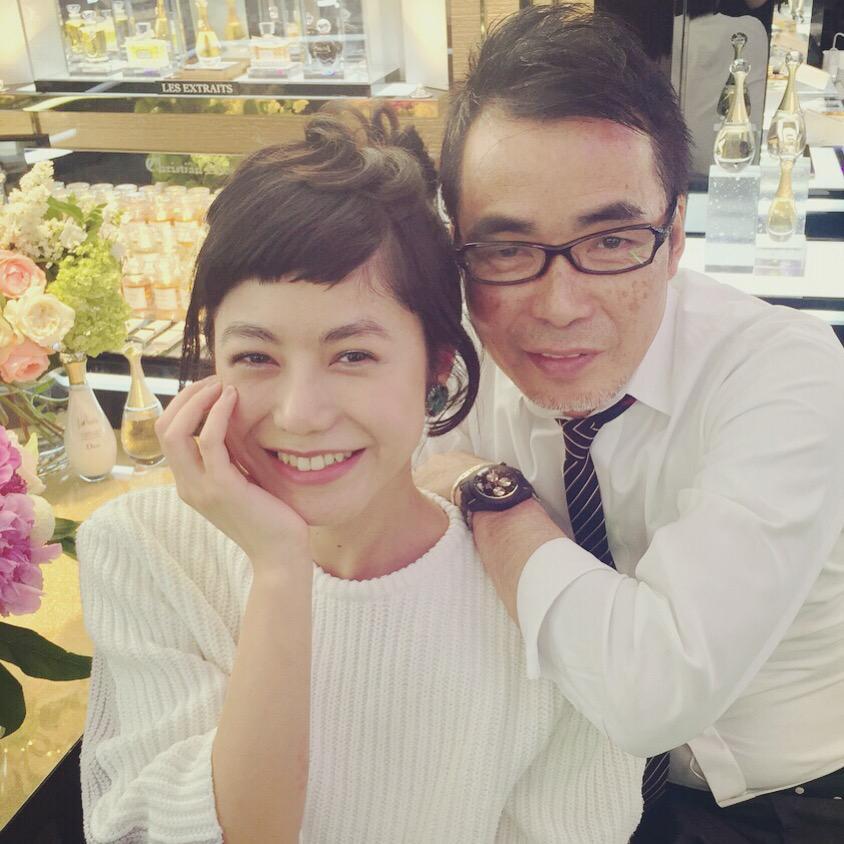makeup dior 徳永靖弘 pic.twitter.com/ksMVxiKMth