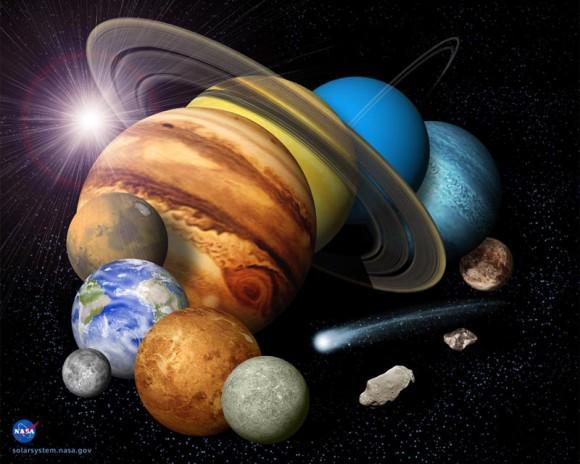 Musica dallo Spazio: Video Audio con il suono dei Pianeti del Sistema Solare