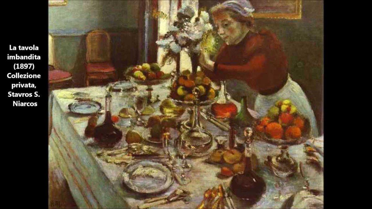 La Tavola Imbandita.Dafne On Twitter Henri Matisse La Tavola Imbandita 1897