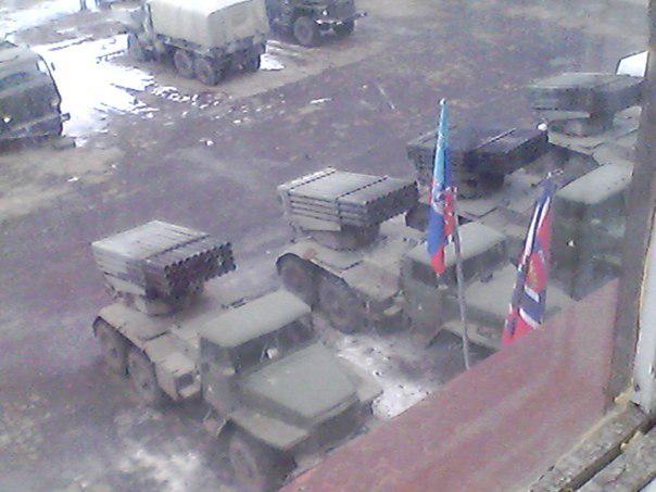 В Харцызске и Торезе вооруженные российские наемники сбиваются в банды и мародерствуют, - Тымчук - Цензор.НЕТ 1387