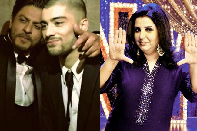 Farah Khan to cast @zaynmalik in Main Hoon Na 2  RT, if you are excited http://t.co/eP9iLDuad7