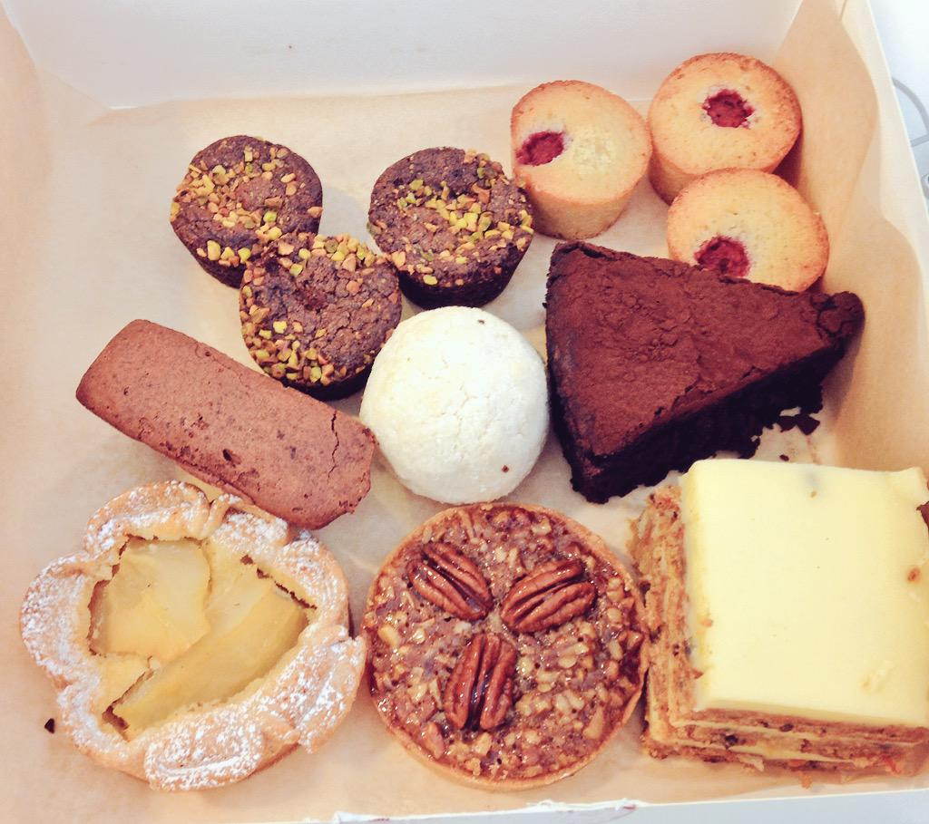 """Housekeep On Twitter: """"Birthday Treats In The Office From"""