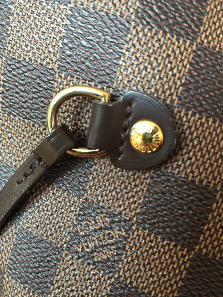 92630cbe7207d Mon Ami Louis Neu aufgefüllt bei  kleiderkreisel  maedchenflohmarkt   louisvuitton  neverfull  damierebene fashionpic.twitter.com ujykZvdeTs