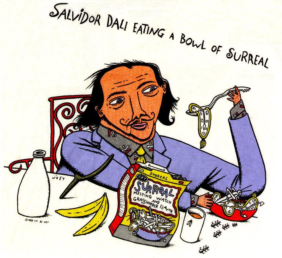 Barnsdall Art Park On Twitter Happy Birthday Salvador Dali