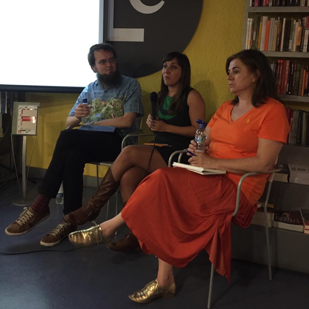 'El objetivo de #Espanopoly es que cuando haya un debate público existan datos objetivos', dice @evabelmonte http://t.co/DrZOBWL8MX