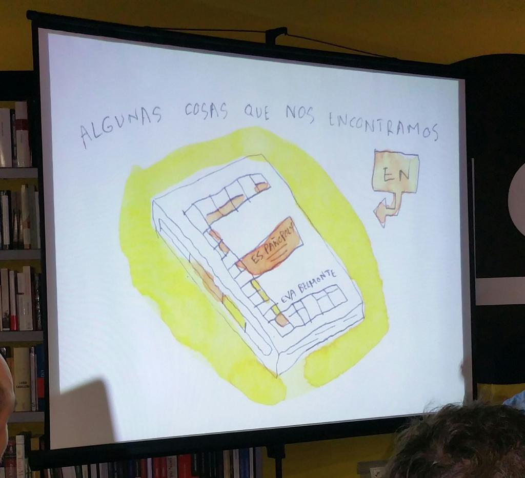 Metáforas visuales (7) de lo q nos podemos encontrar en el libro. #españopoly http://t.co/F7hxSiXs7e