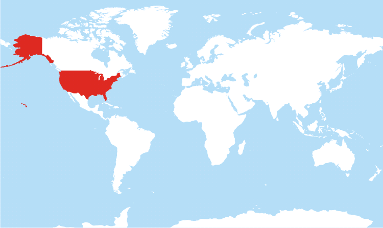 Comprehensive map of all countries in the world that use the MMDDYYYY format http://t.co/jaOQp0oZyN