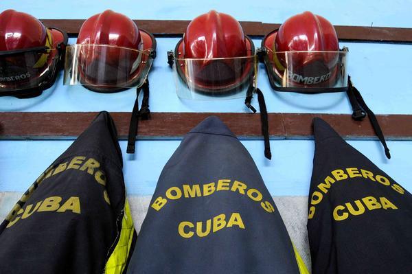 Desde hoy en Cuba, Jornada Nacional de Protección Contra Incendios