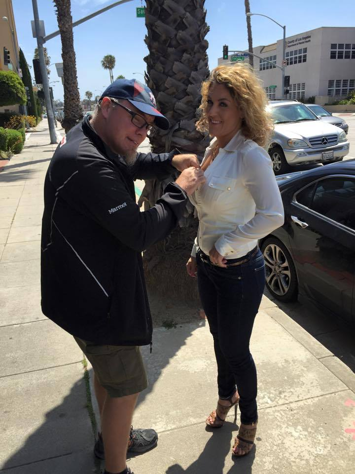Rene Nezhoda On A E Twitter Storage Wars Casey Getting Miced Up For Another Day Of Filming Storagewars Http T Co Nwolyzf