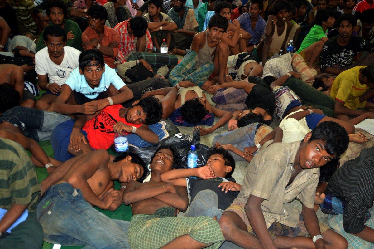 Migranti in fuga: Indonesia peggio dell'Italia