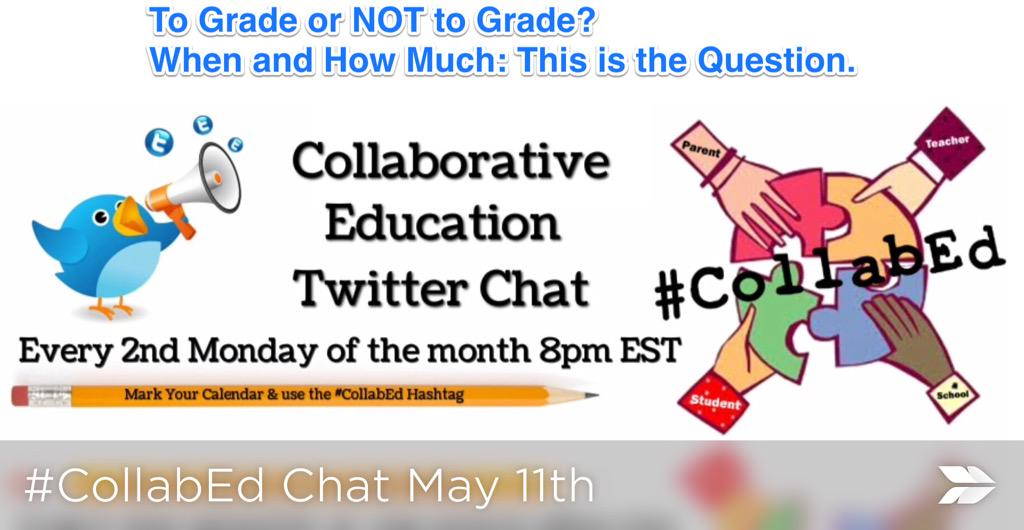 ONE HOUR until #CollabEd Chat. Join in with us #sschat #edchat #BFC530 #satchat #engchat #sunchat http://t.co/nNTQvfqwiC