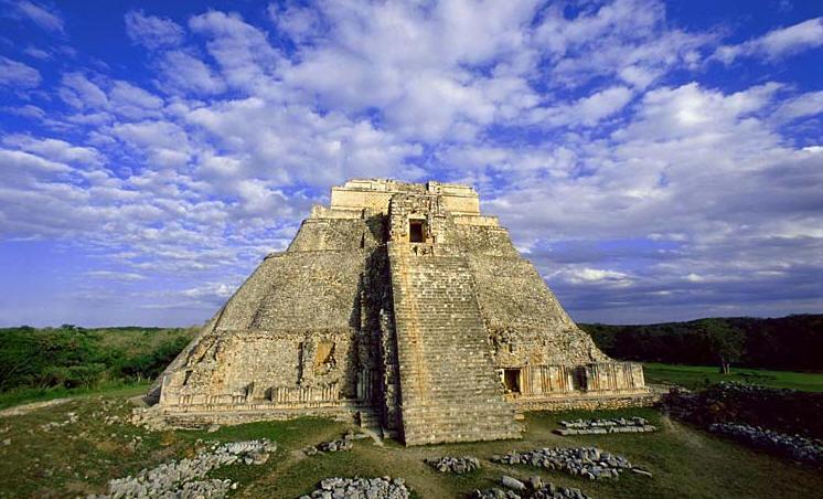 Sito archeologico Uxmal (Patrimonio dell'Unesco) Yucatan Messico